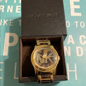 Excellent used condition Michael kors watch
